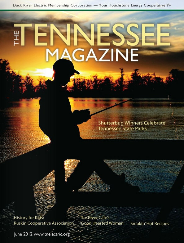 Tennessee Magazine cover for June 2012