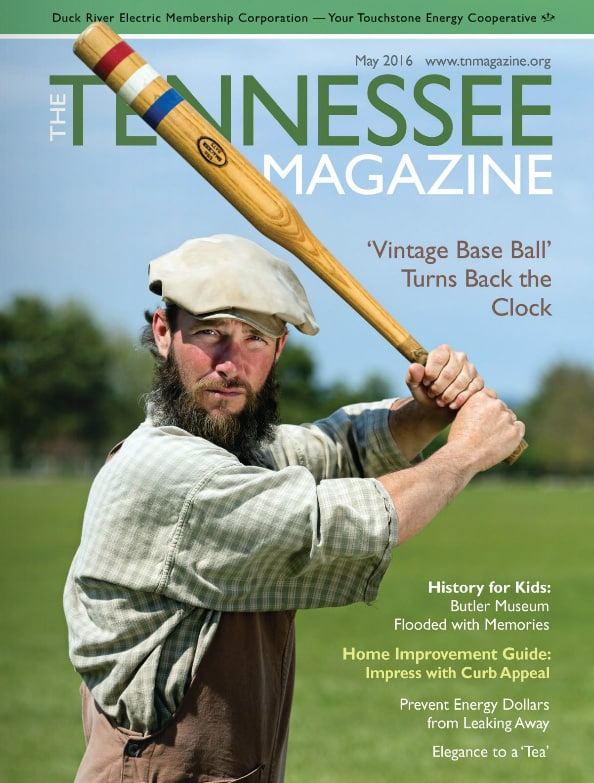 Tennessee Magazine cover for May 2016
