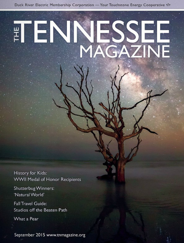 Tennessee Magazine cover for September 2015