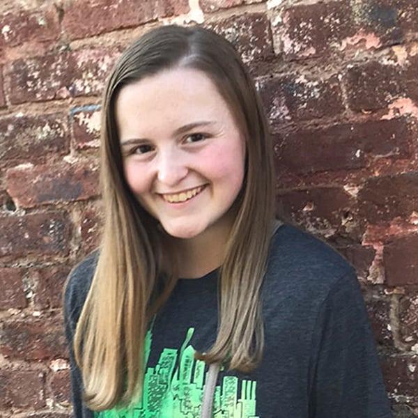 Bethany Cothran of Bradford County
