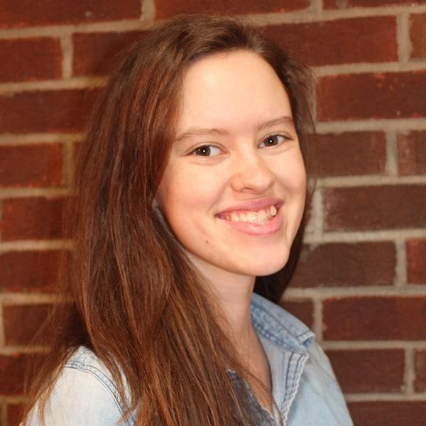Ella Rose Strasser of Marshall County