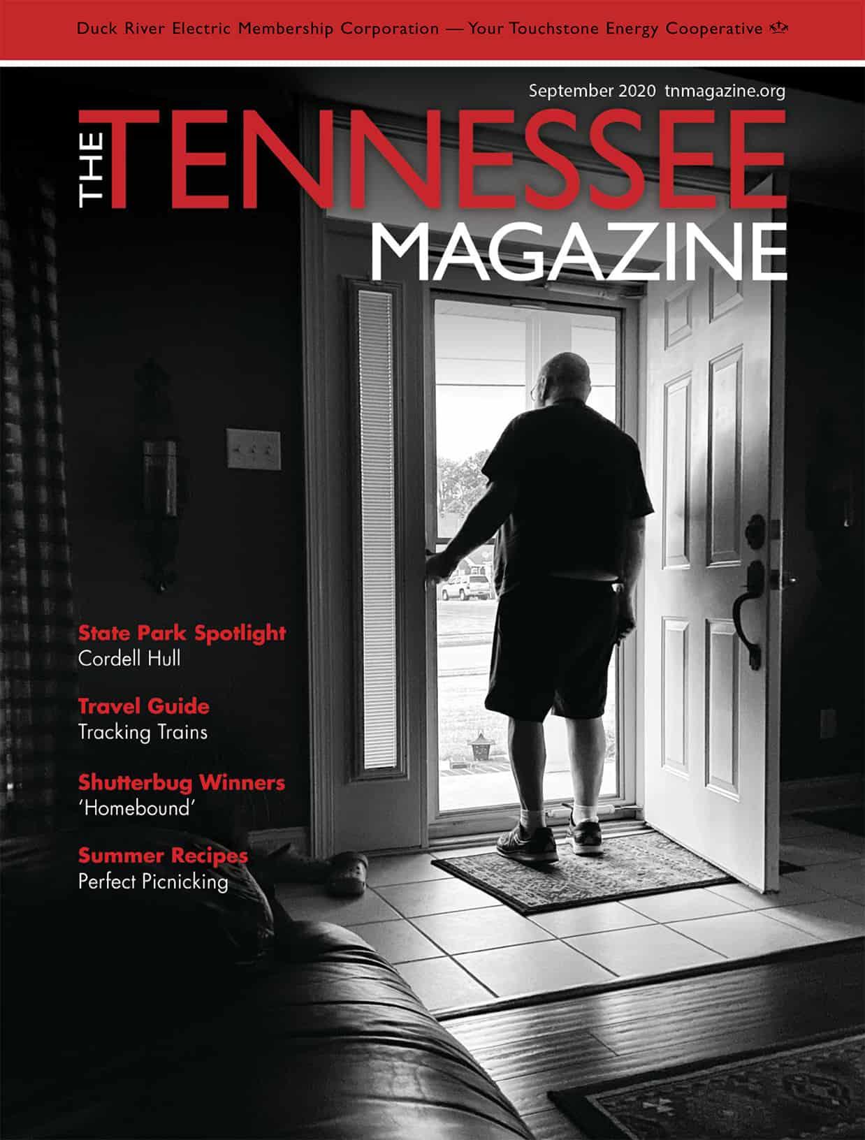Tennessee Magazine September 2020 Cover