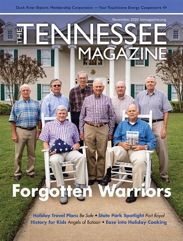 Tennessee Magazine November 2020 Cover