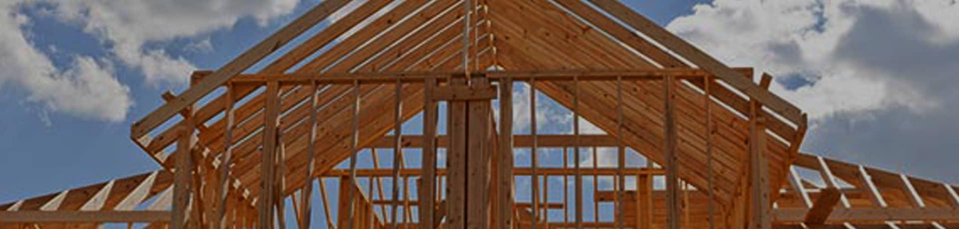 New Homes & Rebate Program banner image