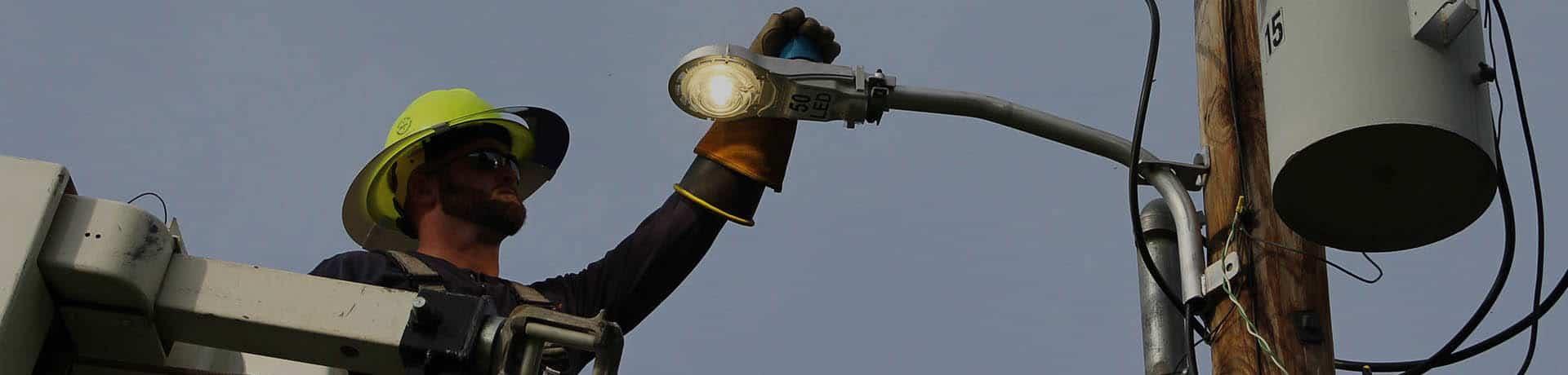 Security Light Lease Program banner image