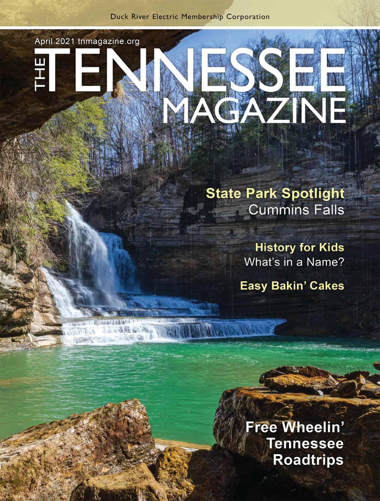 Tennessee Magazine Photo