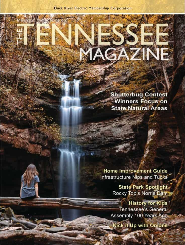 The Tennessee Magazine May 2021