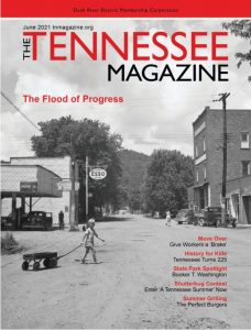 Tennessee Magazine Cover-June 2021