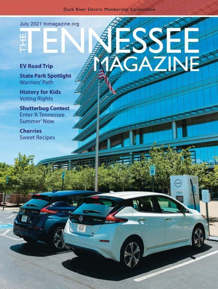 July TN Magazine Cover